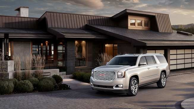 89 Best Review 2019 Gmc Denali Suv Release Date by 2019 Gmc Denali Suv