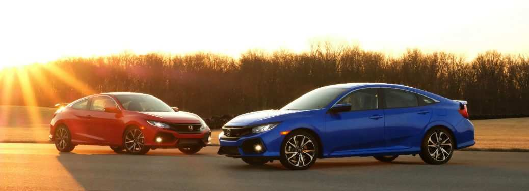 89 Best Review 2019 Honda Line Up First Drive by 2019 Honda Line Up