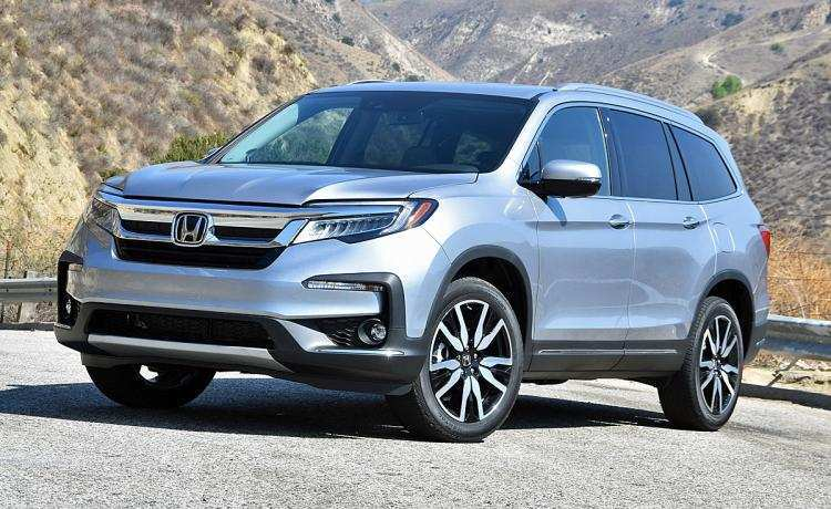 89 Best Review 2019 Honda Pilot Review Specs and Review for 2019 Honda Pilot Review
