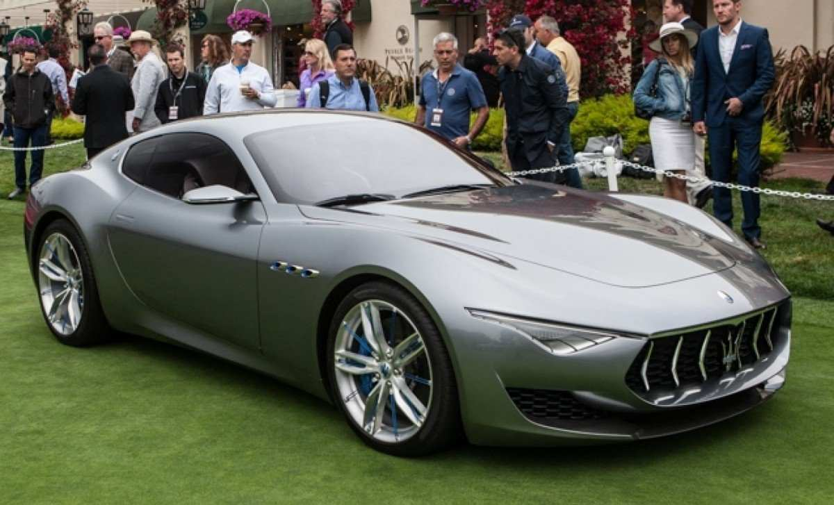 89 Best Review 2019 Maserati Alfieri Redesign and Concept by 2019 Maserati Alfieri