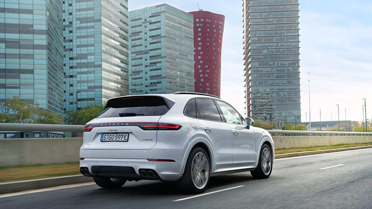 89 Best Review 2019 Porsche Cayenne Order Concept for 2019 Porsche Cayenne Order