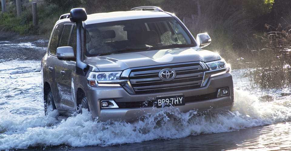 89 Best Review 2019 Toyota Land Cruiser 200 Exterior for 2019 Toyota Land Cruiser 200