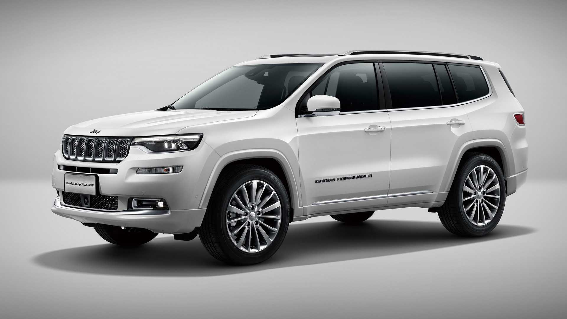 89 Best Review 2020 Jeep Commander Specs and Review with 2020 Jeep Commander