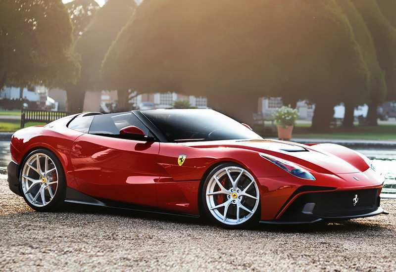 89 Best Review Ferrari Hybride 2019 Exterior with Ferrari Hybride 2019