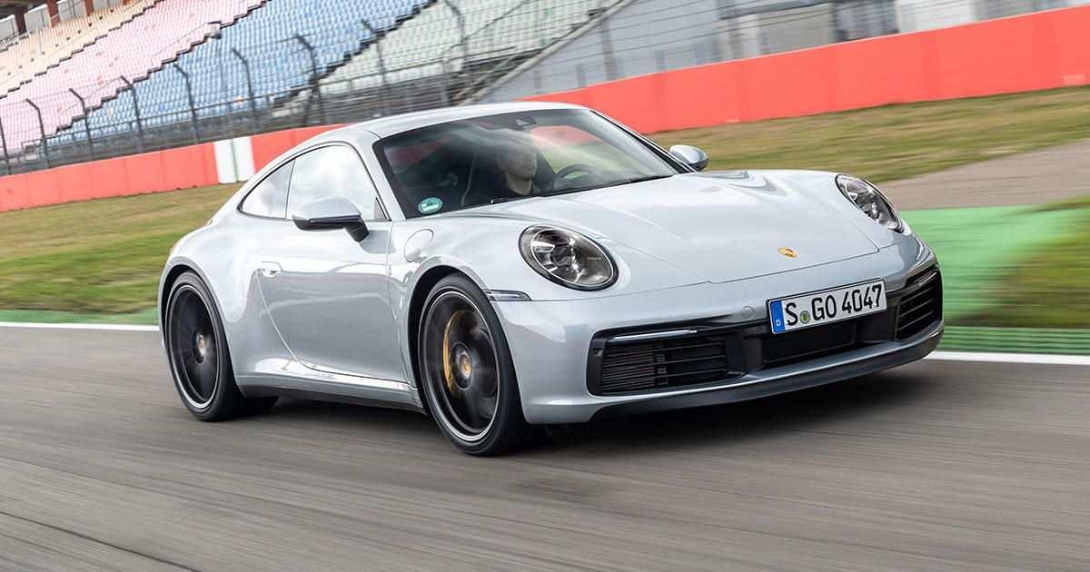 89 Best Review Porsche Targa 2020 Spy Shoot by Porsche Targa 2020