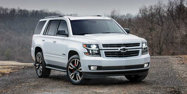 89 Concept of 2019 Chevrolet Tahoe Concept with 2019 Chevrolet Tahoe
