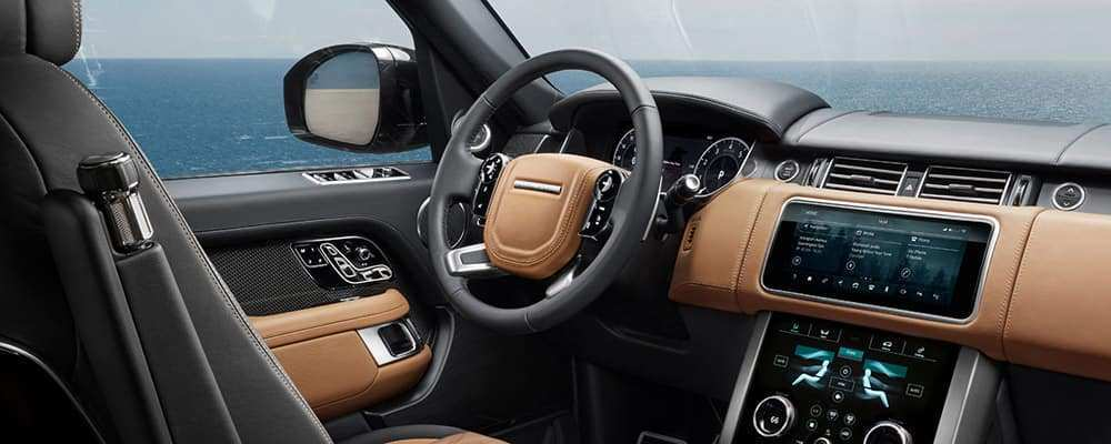 89 Concept of 2019 Land Rover Interior Performance and New Engine with 2019 Land Rover Interior