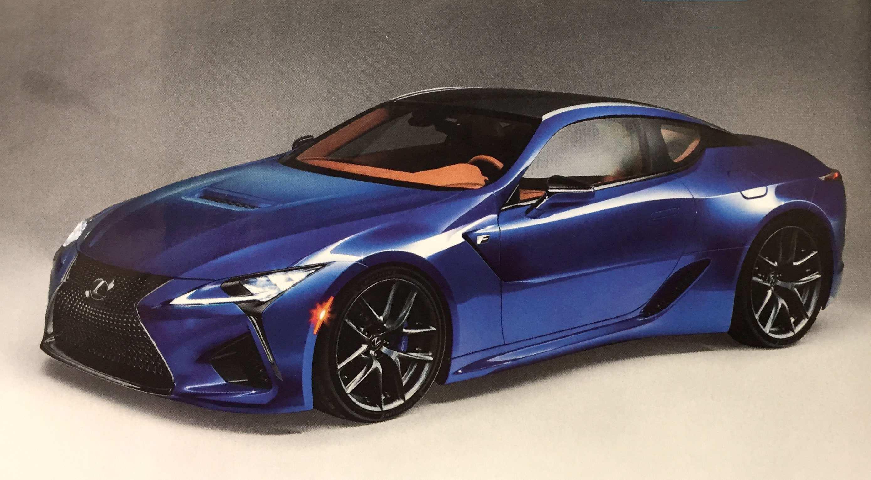 89 Concept of 2019 Lexus Lc F Prices by 2019 Lexus Lc F