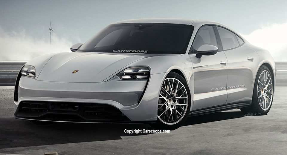 89 Concept of 2020 Porsche Mission E Specs and Review with 2020 Porsche Mission E