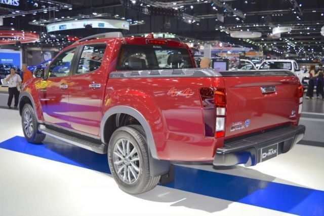 89 Concept of Chevrolet Dmax 2020 Review by Chevrolet Dmax 2020
