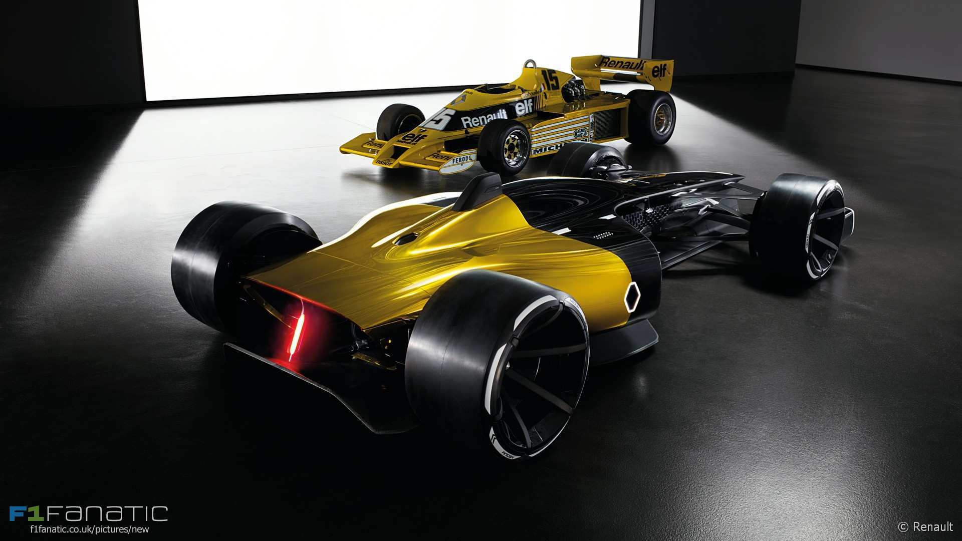 89 Concept of Renault 2020 F1 Speed Test for Renault 2020 F1