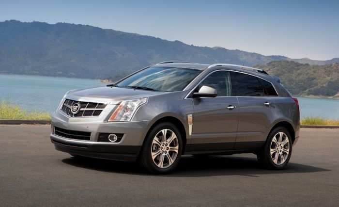 89 Gallery of 2019 Cadillac Srx Speed Test with 2019 Cadillac Srx