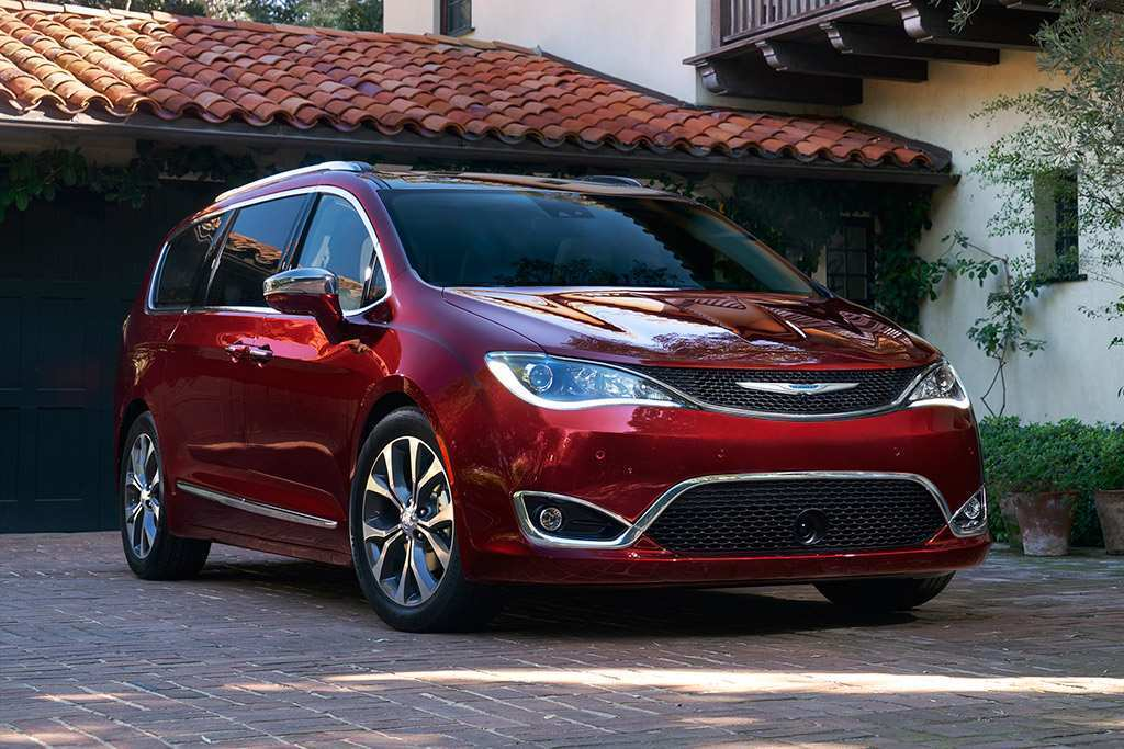 89 Gallery of 2019 Chrysler Pacifica Review Price with 2019 Chrysler Pacifica Review