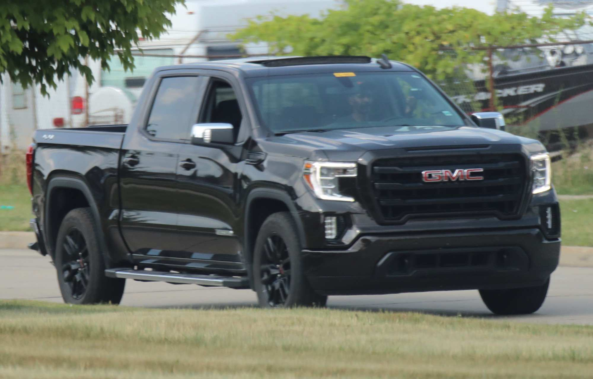 89 Gallery of 2019 Gmc Sierra Rendering Exterior for 2019 Gmc Sierra Rendering