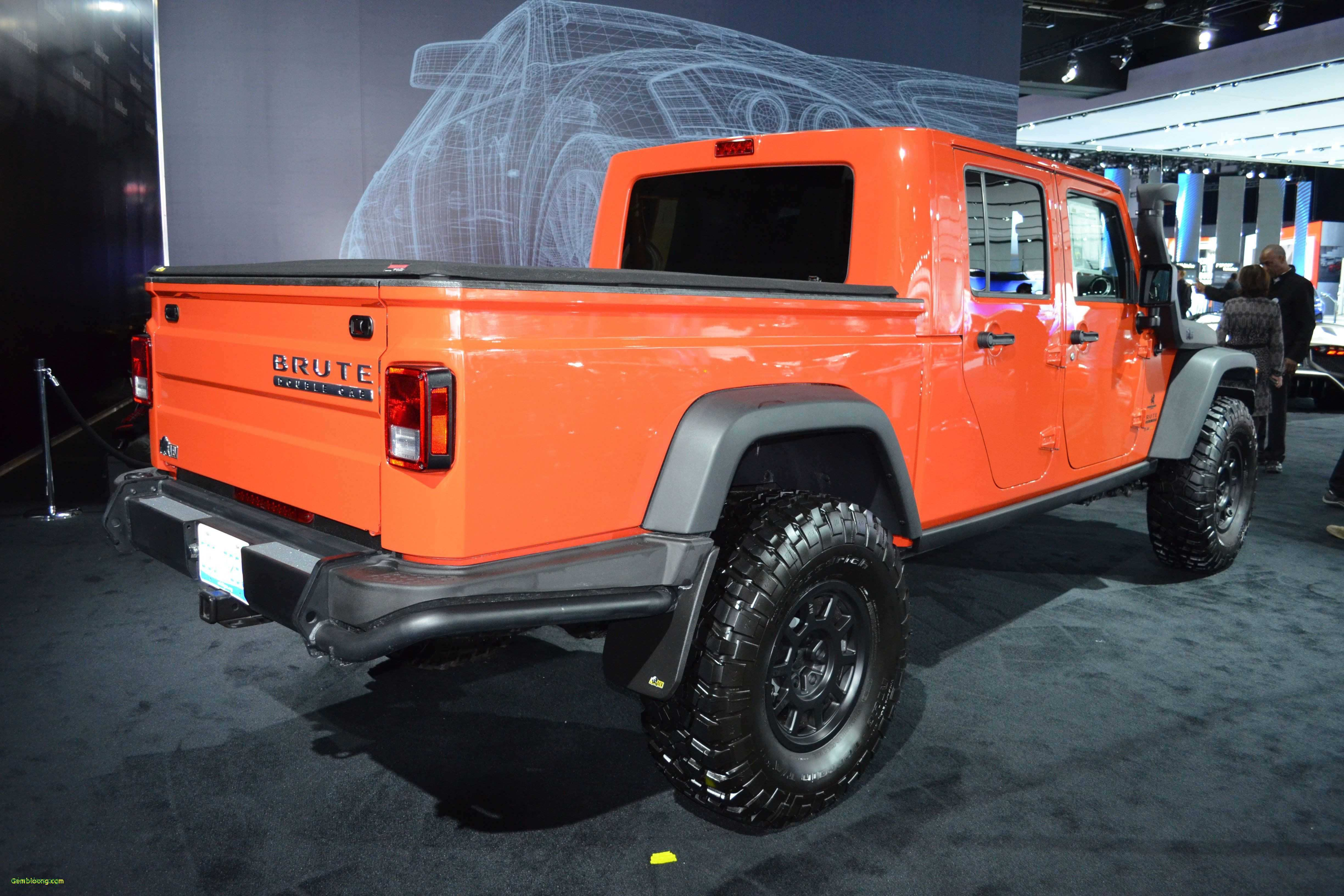 89 Gallery of 2019 Jeep 4 Door Truck Style by 2019 Jeep 4 Door Truck