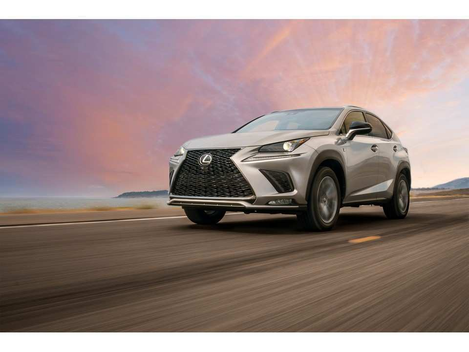 89 Gallery of 2019 Lexus 300 Nx Style with 2019 Lexus 300 Nx