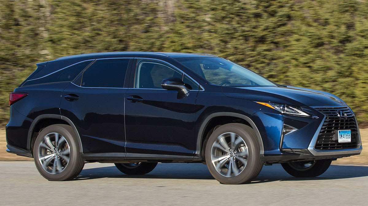 89 Gallery of 2019 Lexus Rx L Price by 2019 Lexus Rx L