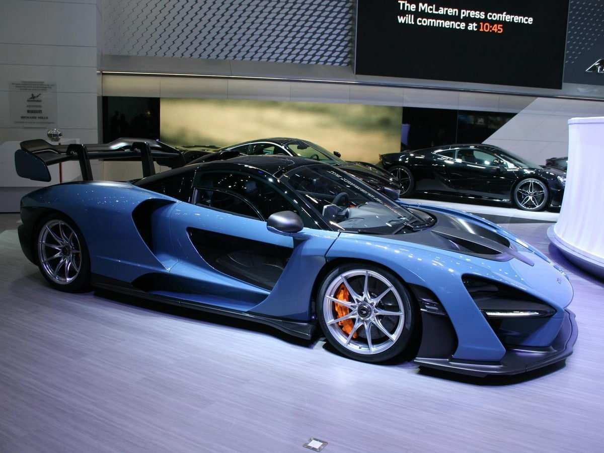 89 Gallery of 2019 Mclaren Models Overview for 2019 Mclaren Models