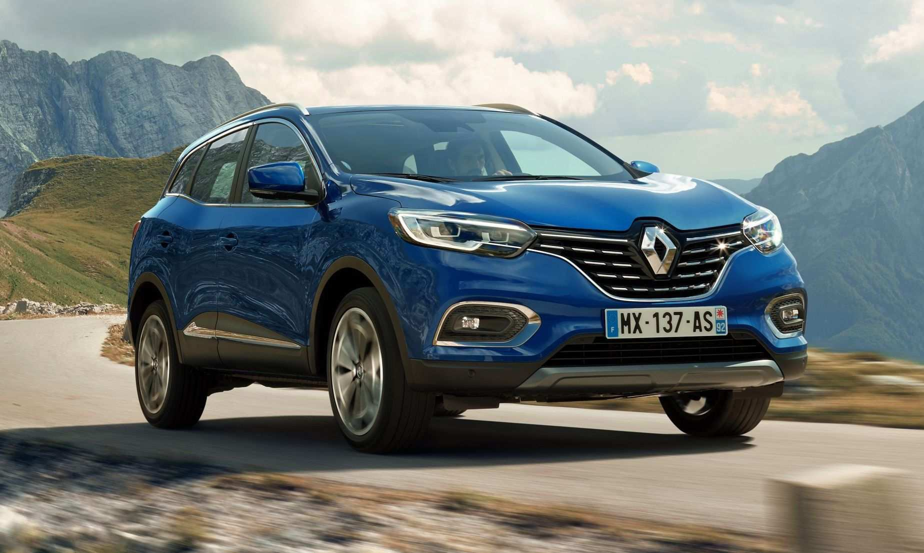 89 Gallery of 2019 Renault Kadjar Wallpaper with 2019 Renault Kadjar