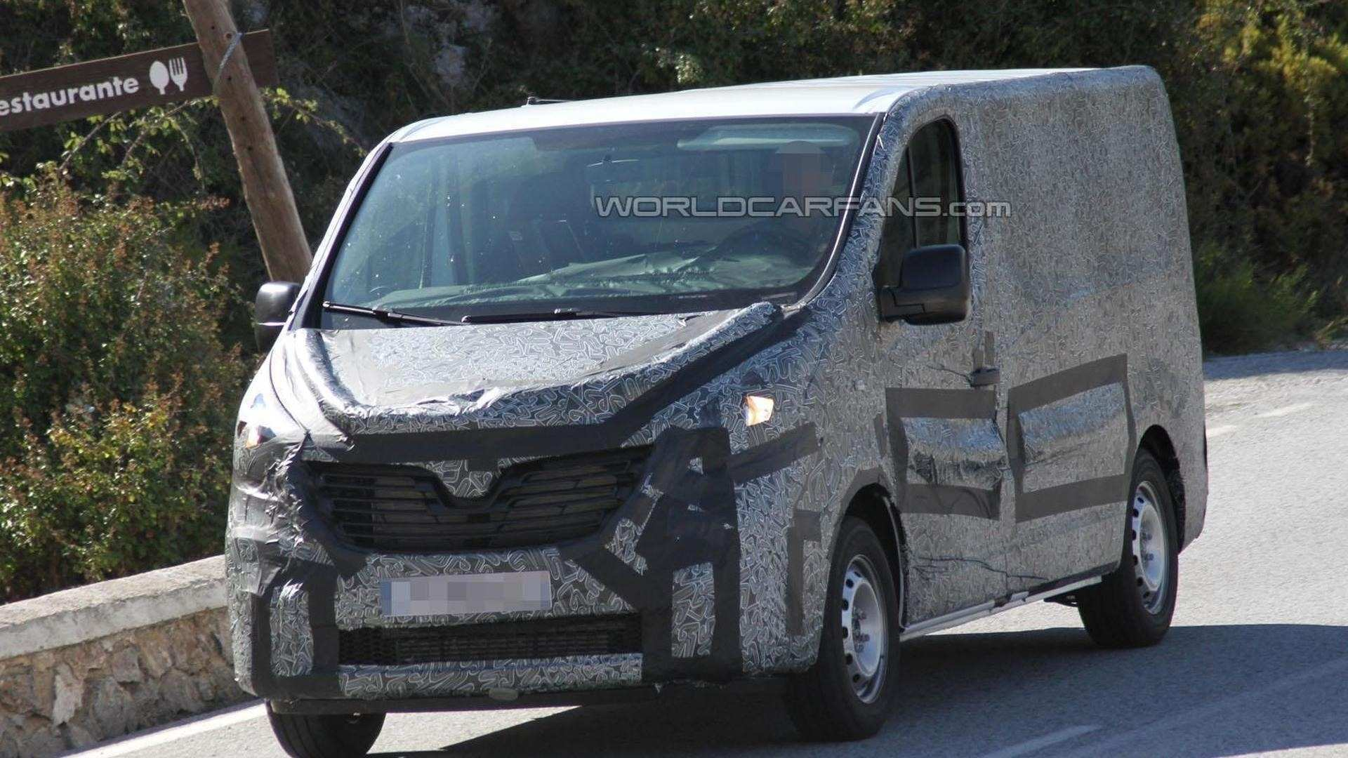 89 Gallery of 2019 Renault Trafic New Review for 2019 Renault Trafic