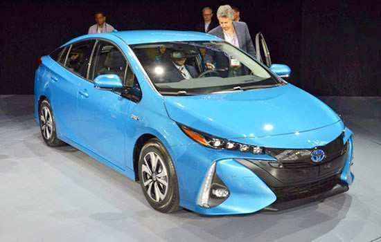 89 Gallery of 2019 Toyota Prius Plug In Hybrid Spy Shoot by 2019 Toyota Prius Plug In Hybrid