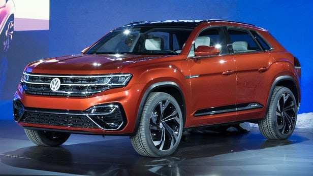 89 Gallery of 2019 Volkswagen Atlas Exterior and Interior with 2019 Volkswagen Atlas