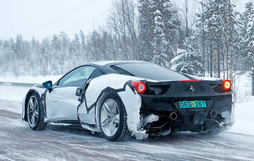 89 Gallery of 2020 Ferrari 588 Rumors with 2020 Ferrari 588