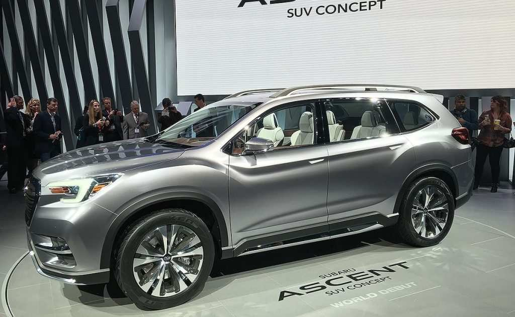 89 Gallery of 2020 Subaru Outback Concept Exterior by 2020 Subaru Outback Concept