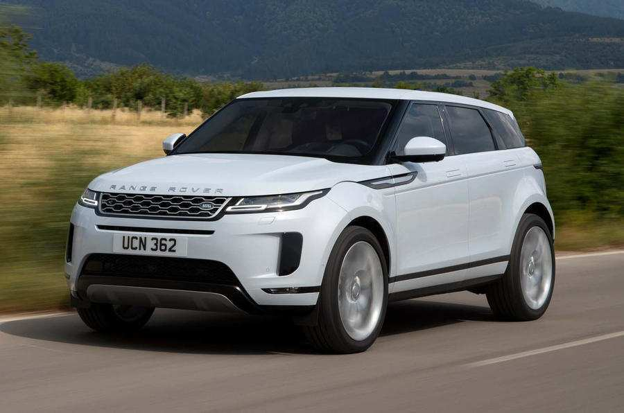 89 Gallery of New Land Rover Evoque 2019 Concept with New Land Rover Evoque 2019