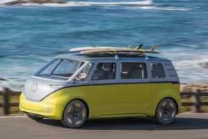 89 Gallery of Volkswagen Minivan 2020 Redesign and Concept with Volkswagen Minivan 2020