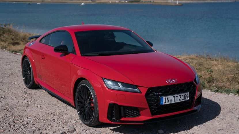 89 Great 2019 Audi Tt Speed Test for 2019 Audi Tt