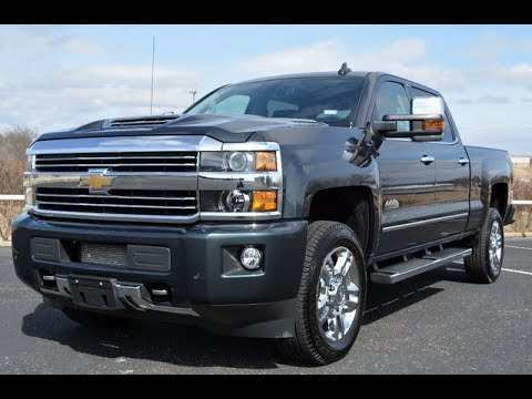 89 Great 2019 Chevrolet 2500 Duramax Review with 2019 Chevrolet 2500 Duramax