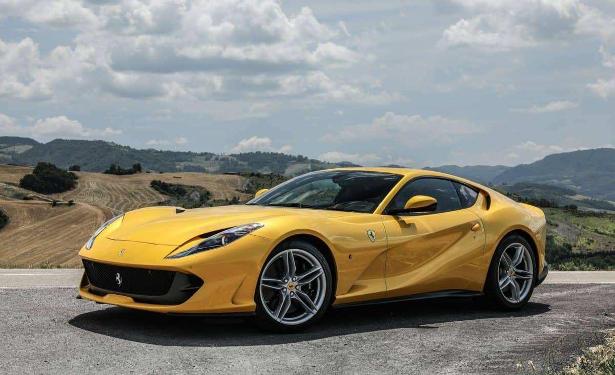 89 Great 2019 Ferrari Models Specs by 2019 Ferrari Models
