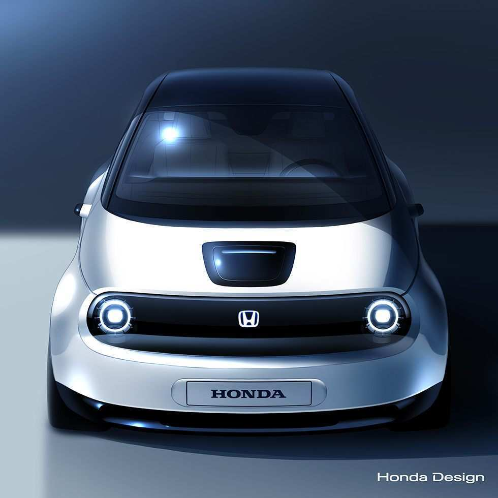 89 Great 2019 Honda Electric Car Images for 2019 Honda Electric Car
