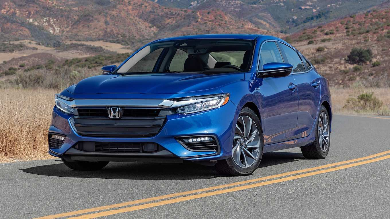 89 Great 2019 Honda Insight Review Release Date for 2019 Honda Insight Review