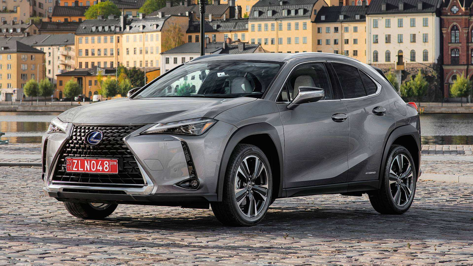 89 Great 2019 Lexus Hatchback Redesign with 2019 Lexus Hatchback