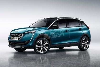 89 Great 2019 Peugeot 2008 Concept for 2019 Peugeot 2008