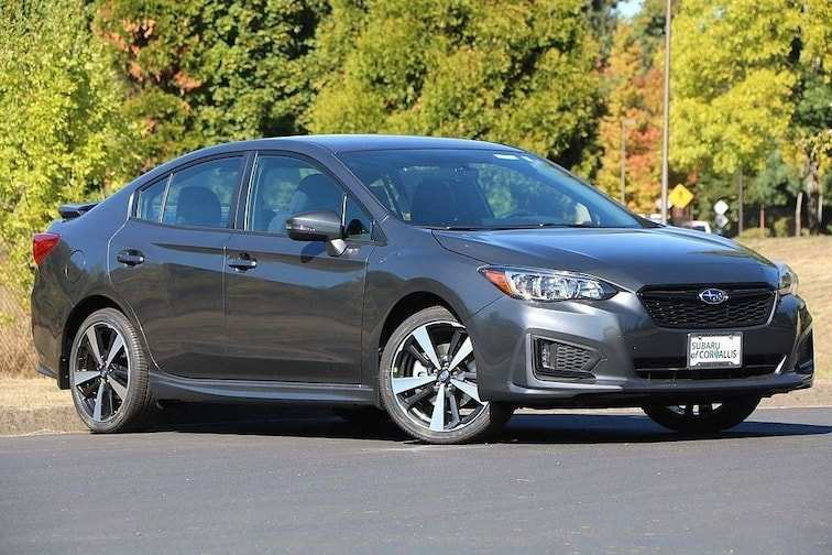 89 Great 2019 Subaru Impreza Sedan Model by 2019 Subaru Impreza Sedan