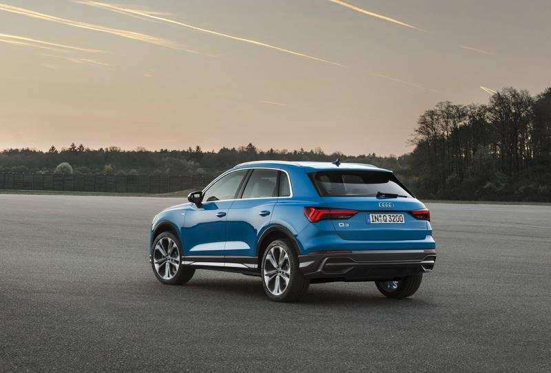 89 New 2019 Audi Q3 Dimensions New Review with 2019 Audi Q3 Dimensions