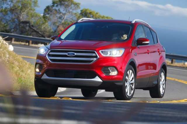 89 New 2019 Ford Escape Hybrid Specs and Review for 2019 Ford Escape Hybrid