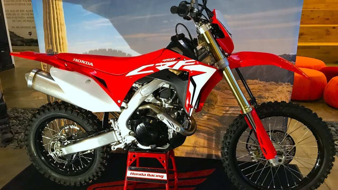 89 New 2019 Honda 450 Rx Style for 2019 Honda 450 Rx