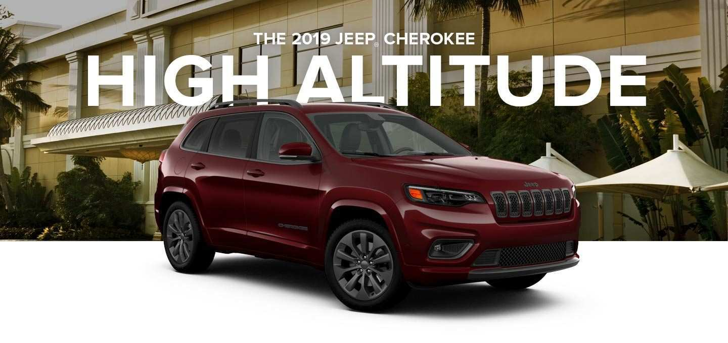 89 New 2019 Jeep High Altitude Reviews with 2019 Jeep High Altitude