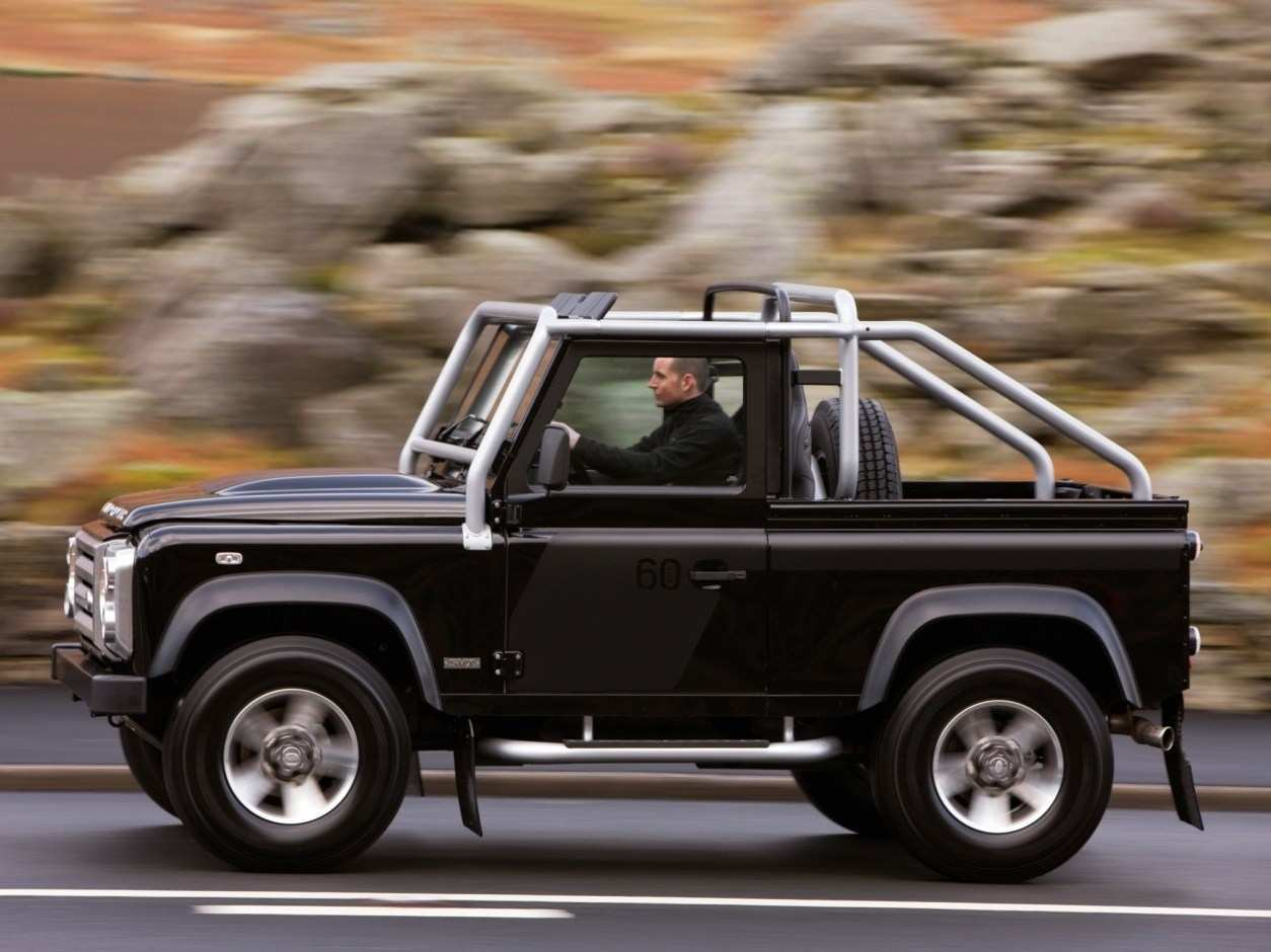 89 New 2019 Land Rover Defender Ute Configurations by 2019 Land Rover Defender Ute