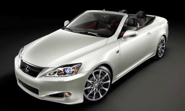 89 New 2019 Lexus Convertible Speed Test by 2019 Lexus Convertible