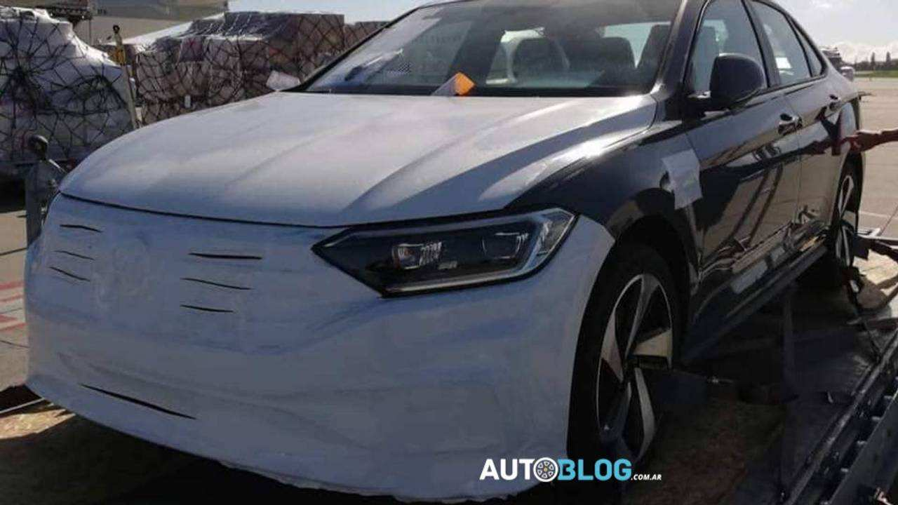 89 New 2019 Vw Jetta Spy Shots Photos by 2019 Vw Jetta Spy Shots