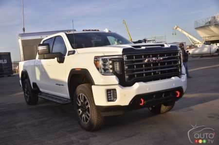 89 New 2020 Gmc Hd Pricing for 2020 Gmc Hd