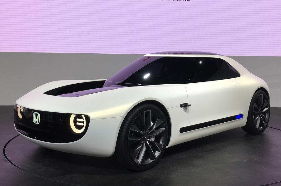 89 New Honda 2020 Electric Exterior and Interior by Honda 2020 Electric