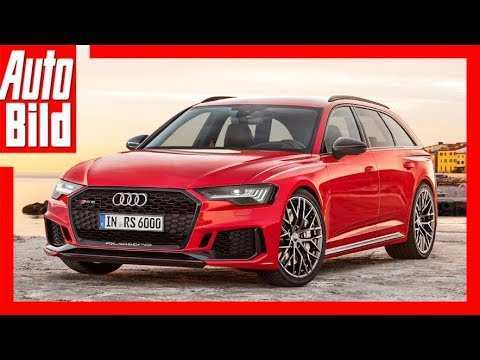 89 The 2019 Audi Rs6 Exterior and Interior by 2019 Audi Rs6