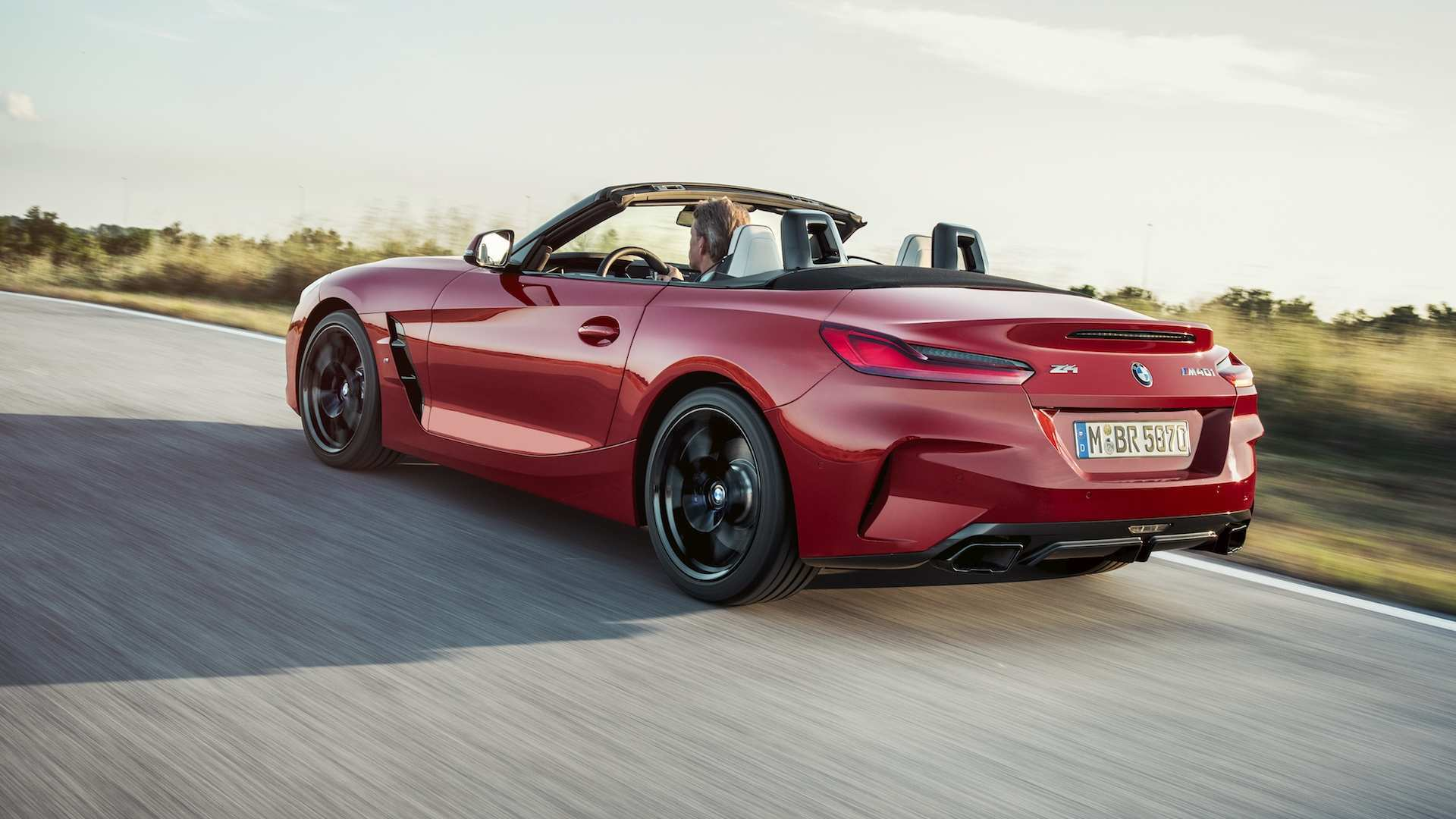 89 The 2019 Bmw Z4 Concept Spy Shoot by 2019 Bmw Z4 Concept