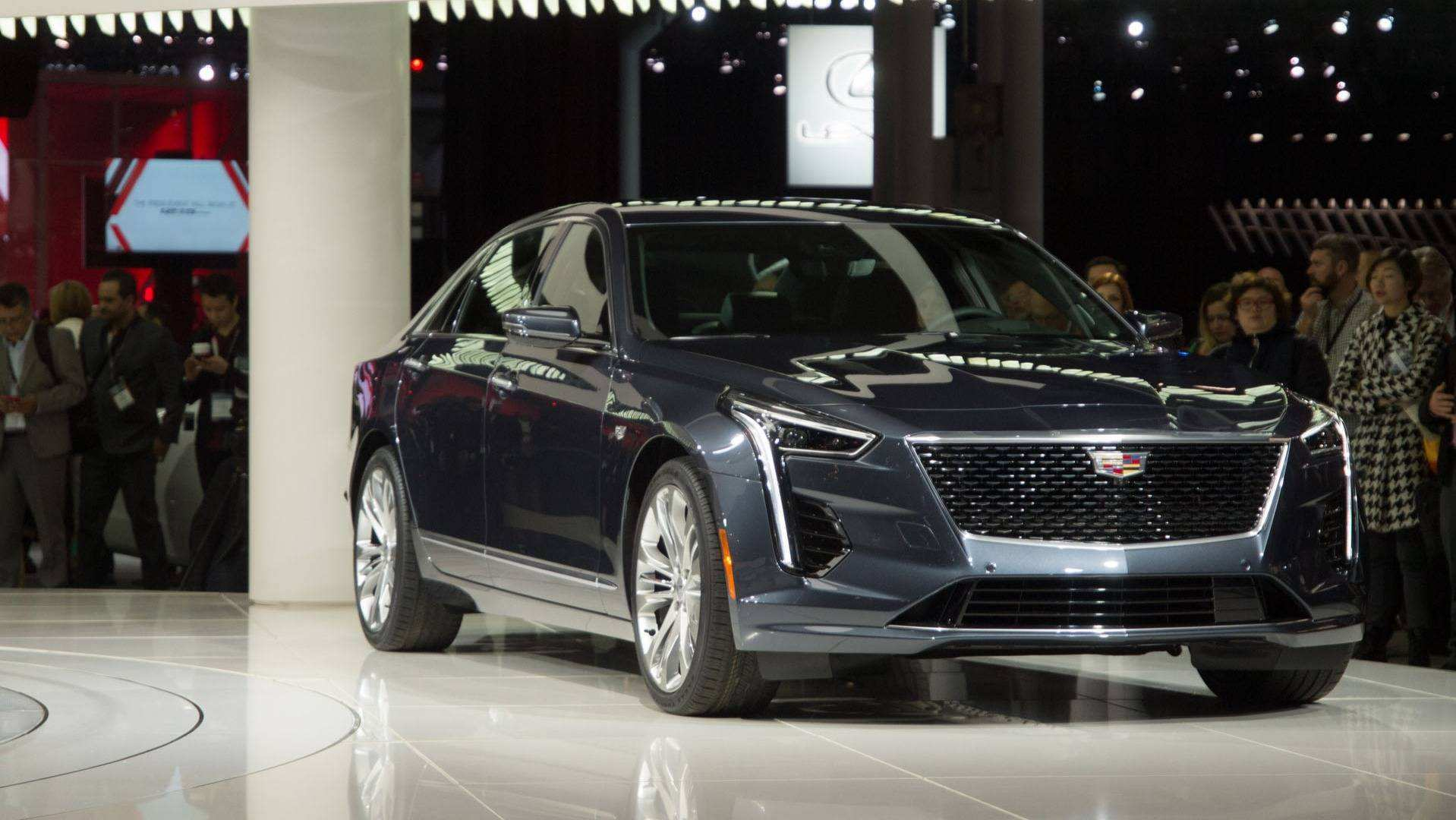 89 The 2019 Cadillac Ct6 Release Date by 2019 Cadillac Ct6